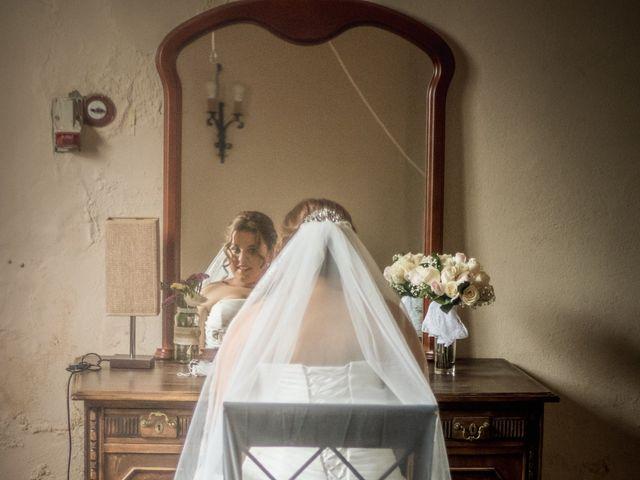 La boda de Antonio y Rocio en Mairena Del Alcor, Sevilla 17