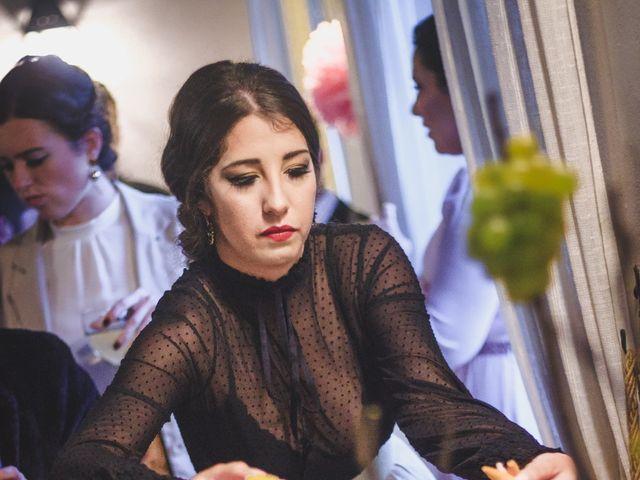 La boda de Antonio y Rocio en Mairena Del Alcor, Sevilla 35