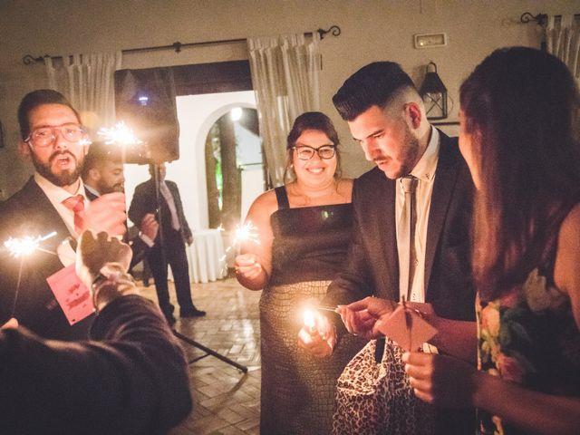 La boda de Antonio y Rocio en Mairena Del Alcor, Sevilla 44