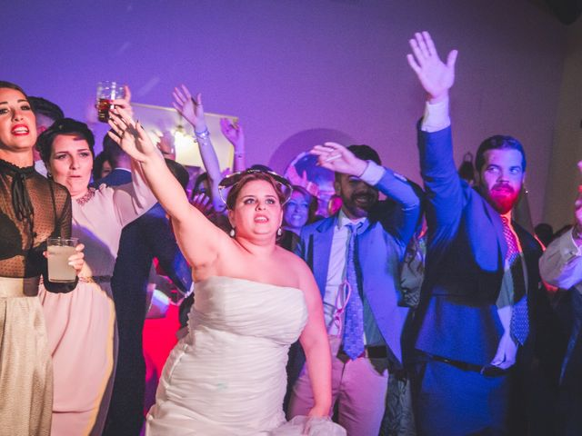 La boda de Antonio y Rocio en Mairena Del Alcor, Sevilla 47
