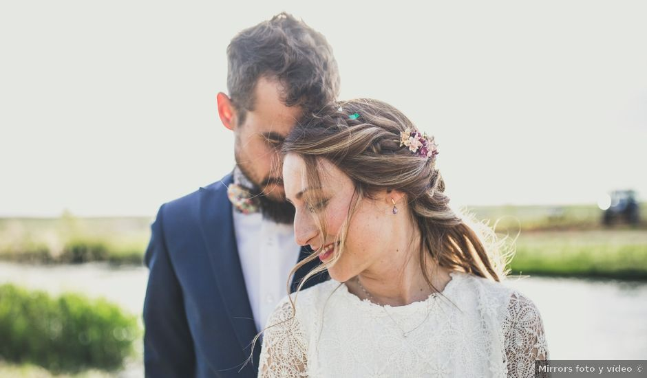 La boda de Adrián y Aroa en Piña De Campos, Palencia