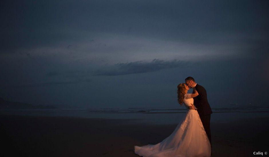 La boda de José Ramon y Miriam Isabel en Cudillero, Asturias
