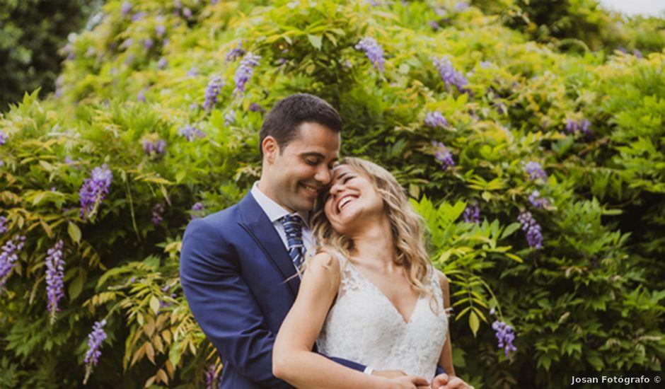 La boda de Jon y Leire en Gordexola, Vizcaya