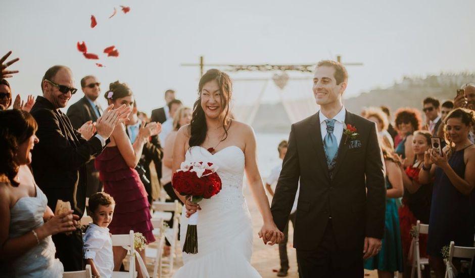 La boda de Alexis y Vanida en Arenys De Mar, Barcelona
