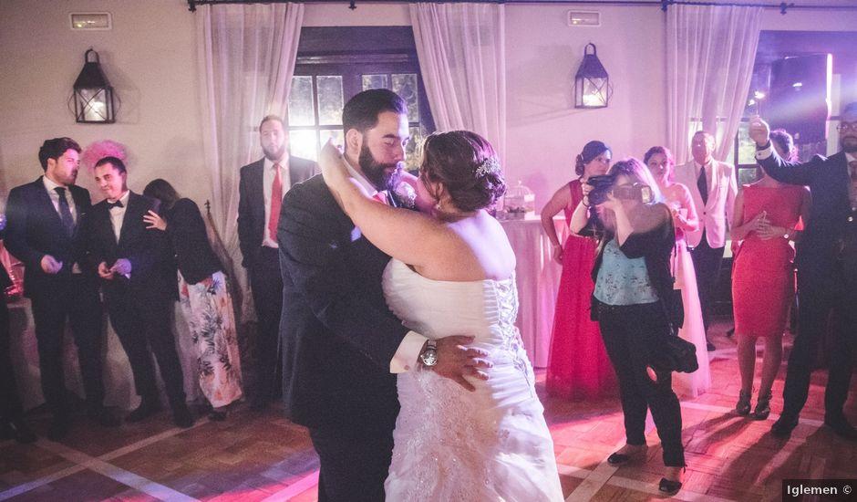 La boda de Antonio y Rocio en Mairena Del Alcor, Sevilla
