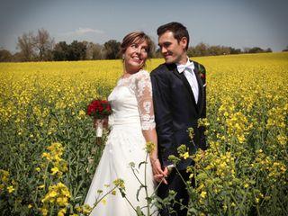 La boda de Sandra y Roger