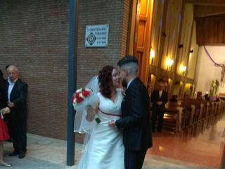 La boda de Maria  y Josep 2