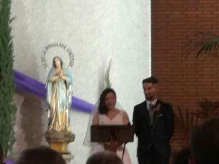 La boda de Maria  y Josep 3