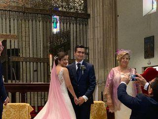 La boda de Belinda  y Mario  1