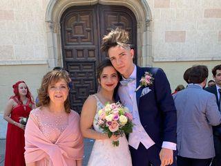 La boda de Belinda  y Mario  2