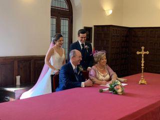 La boda de Belinda  y Mario