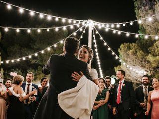 La boda de Marta y Pablo