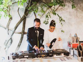 La boda de Chus y Juanma
