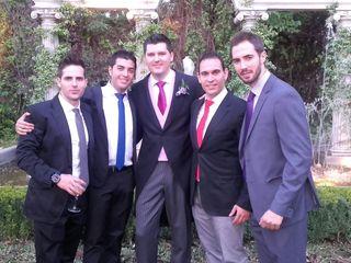 La boda de Patricia y Diego 2