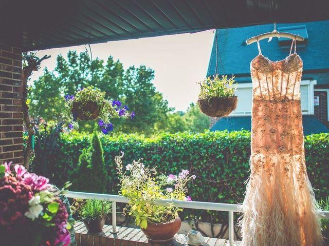 La boda de Bryan y Keyna en Lupiana, Guadalajara 7