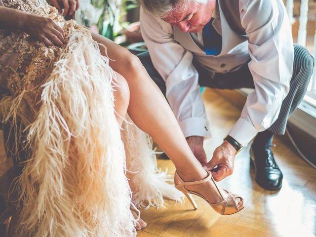 La boda de Bryan y Keyna en Lupiana, Guadalajara 34