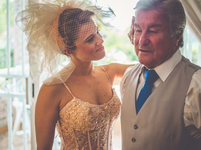 La boda de Bryan y Keyna en Lupiana, Guadalajara 36