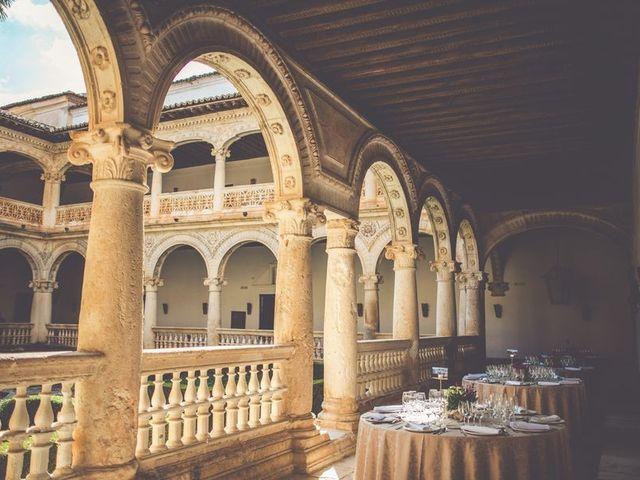 La boda de Bryan y Keyna en Lupiana, Guadalajara 46
