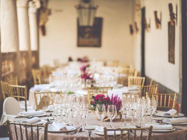 La boda de Bryan y Keyna en Lupiana, Guadalajara 51