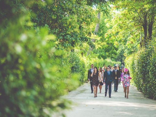 La boda de Bryan y Keyna en Lupiana, Guadalajara 54