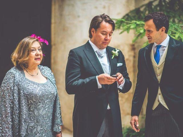 La boda de Bryan y Keyna en Lupiana, Guadalajara 73