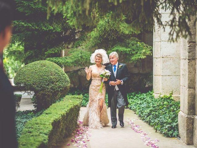 La boda de Bryan y Keyna en Lupiana, Guadalajara 81