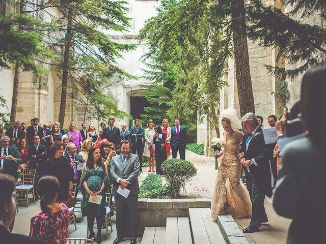 La boda de Bryan y Keyna en Lupiana, Guadalajara 84