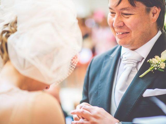 La boda de Bryan y Keyna en Lupiana, Guadalajara 102