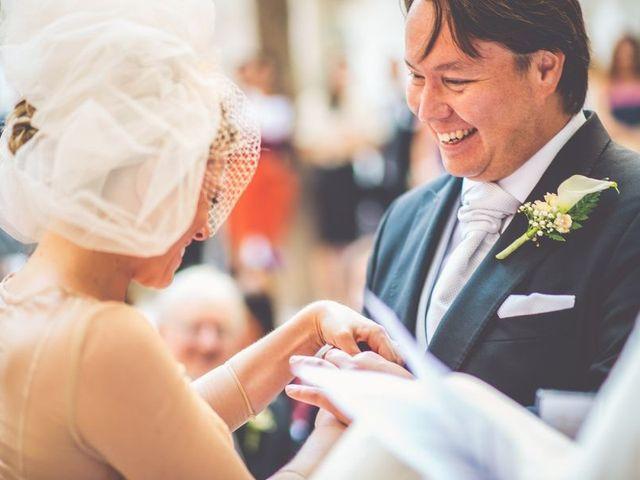 La boda de Bryan y Keyna en Lupiana, Guadalajara 103