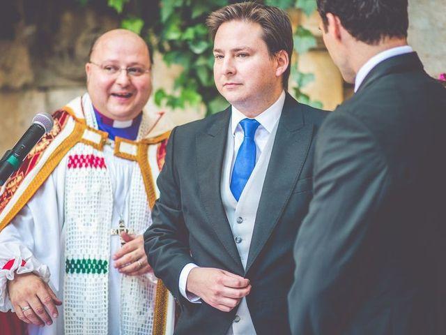 La boda de Bryan y Keyna en Lupiana, Guadalajara 108