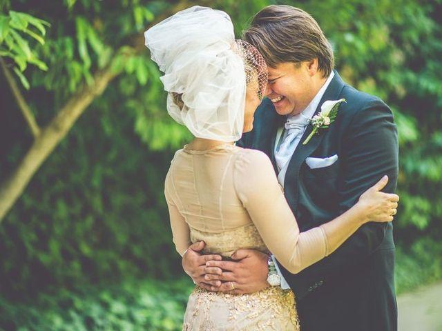 La boda de Bryan y Keyna en Lupiana, Guadalajara 114