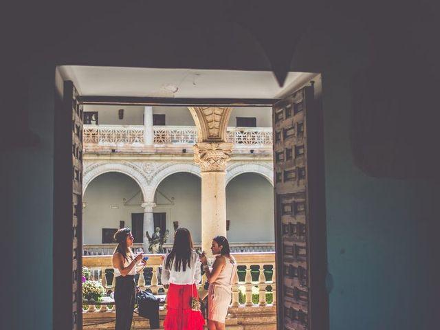 La boda de Bryan y Keyna en Lupiana, Guadalajara 123