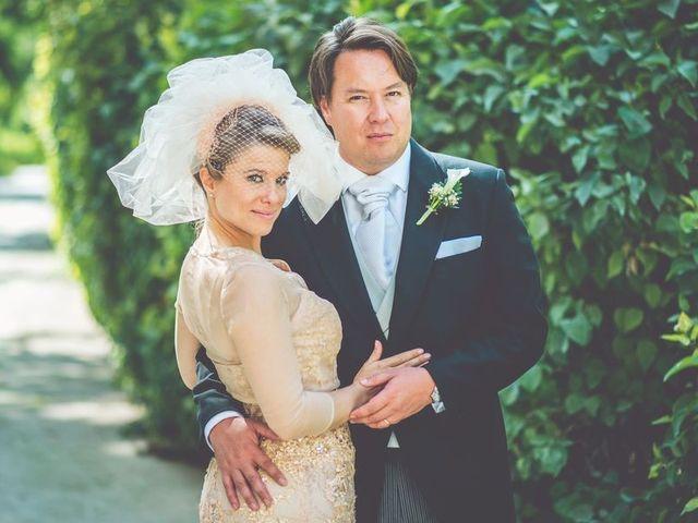 La boda de Bryan y Keyna en Lupiana, Guadalajara 136