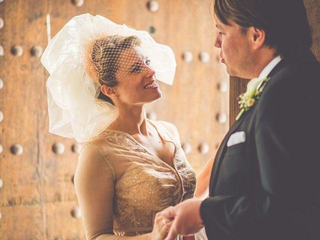 La boda de Bryan y Keyna en Lupiana, Guadalajara 138