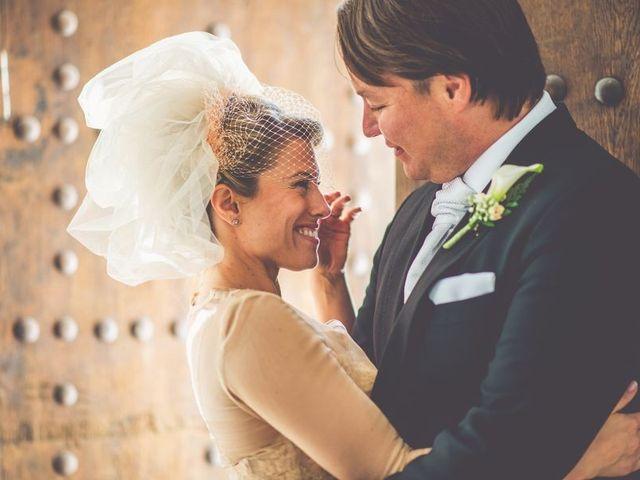 La boda de Bryan y Keyna en Lupiana, Guadalajara 1