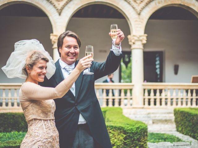 La boda de Bryan y Keyna en Lupiana, Guadalajara 143