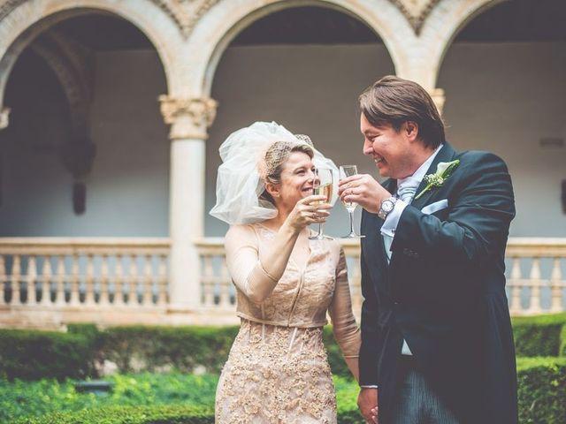 La boda de Bryan y Keyna en Lupiana, Guadalajara 144