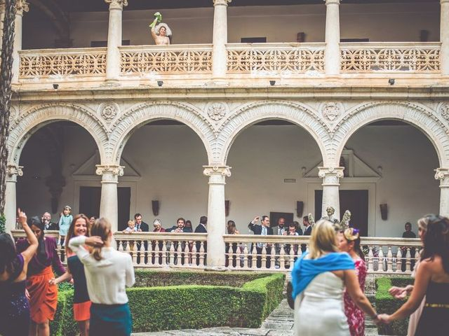 La boda de Bryan y Keyna en Lupiana, Guadalajara 146