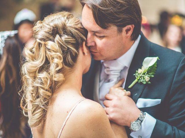 La boda de Bryan y Keyna en Lupiana, Guadalajara 163