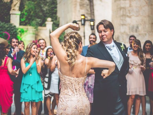 La boda de Bryan y Keyna en Lupiana, Guadalajara 169
