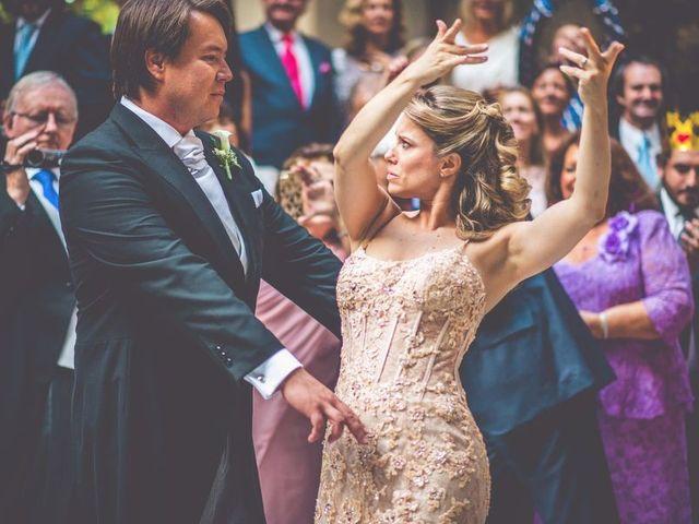 La boda de Bryan y Keyna en Lupiana, Guadalajara 171