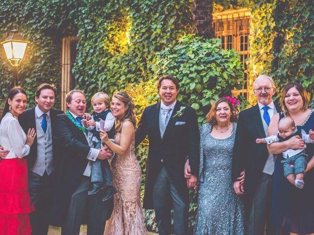 La boda de Bryan y Keyna en Lupiana, Guadalajara 181