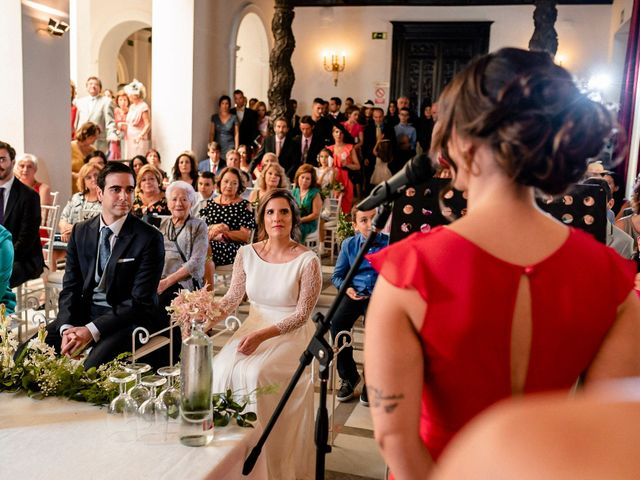 La boda de Bea y Jose en Granada, Granada 34