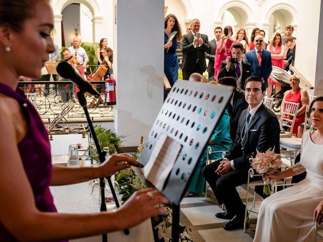 La boda de Bea y Jose en Granada, Granada 35