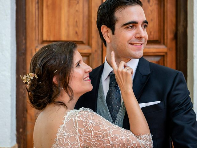 La boda de Bea y Jose en Granada, Granada 42