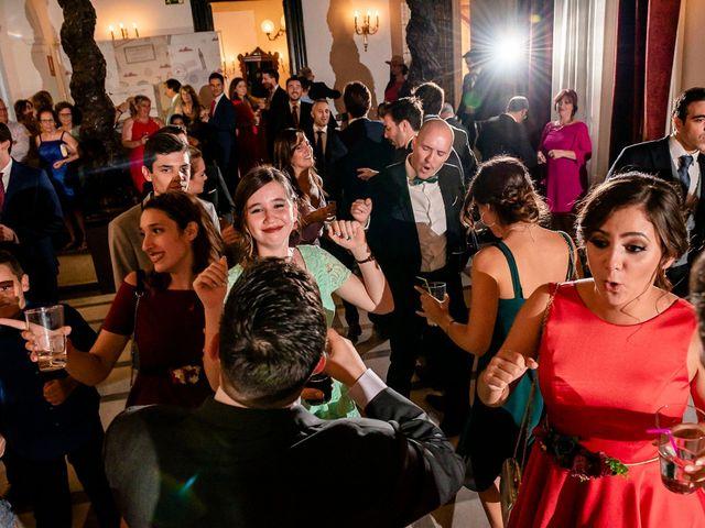 La boda de Bea y Jose en Granada, Granada 62