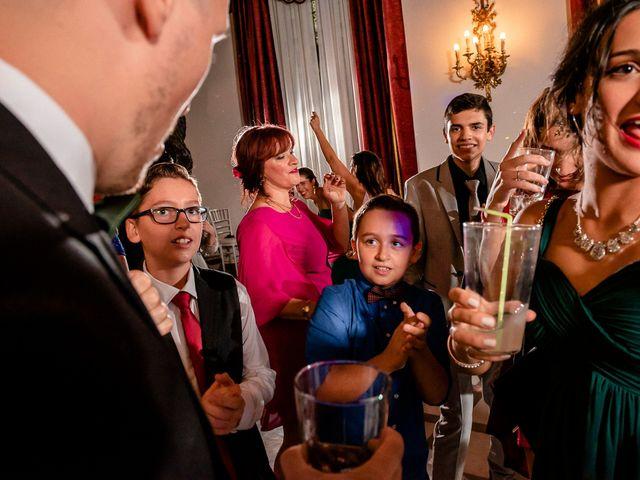 La boda de Bea y Jose en Granada, Granada 64