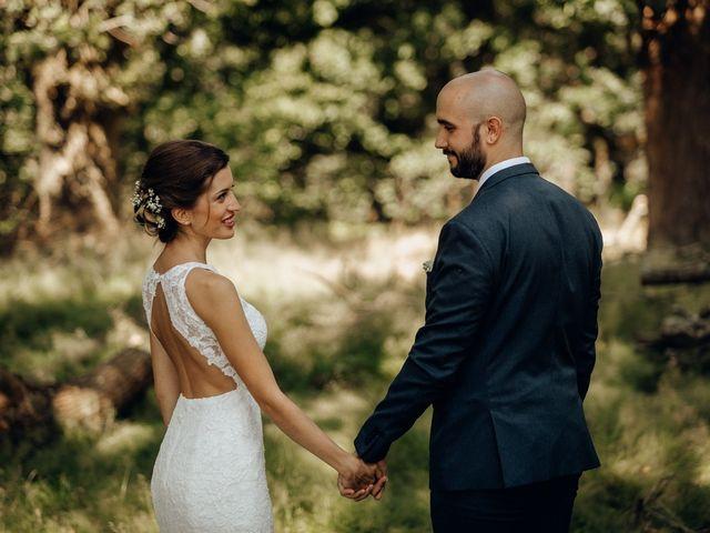 La boda de Sara y Israel