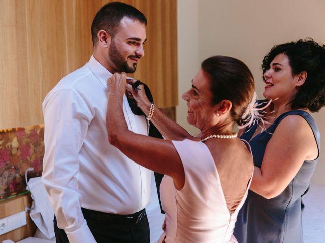 La boda de Aitor y Eluska en Yanci/igantzi, Navarra 3