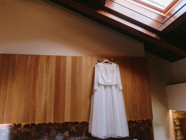 La boda de Aitor y Eluska en Yanci/igantzi, Navarra 7